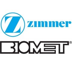 Image for Zimmer Biomet Holdings, Inc. (NYSE:ZBH) Stock Holdings Decreased by Banque Pictet & Cie SA