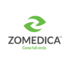 Image for Zomedica (NYSEAMERICAN:ZOM) Trading Up 4.3%