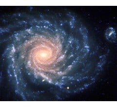 Image for New Study Identifies Earliest Galaxies In The Universe