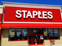 Staples' Sales Slide Continues