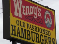 Wendy's Sales Slow In Second Quarter