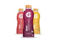 PepsiCo Launches Organic Gatorade
