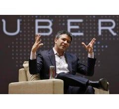 Image for Uber Considering Leave of Absence for CEO