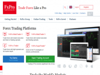 Choosing the best FxPro trading platform
