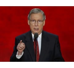 Image for Senate Leaders Agree On Spending Deal