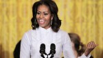 Michelle Obama Speaks to the Education of Girls in Morocco With Daughters In Tow