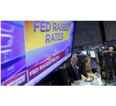 Image for Federal Reserve Moves Interest Rates Higher