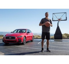 Image for Infiniti Announces Deal with NBA's Stephen Curry