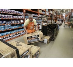 Image for Home Depot Beats the Street, Increases Forecast Again