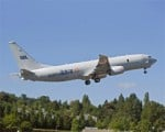 Indian Navy-Bound Boeing P-8I Successfully Makes First Flight