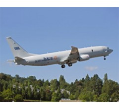 Image for Indian Navy-Bound Boeing P-8I Successfully Makes First Flight