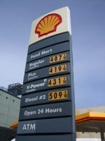 California Gas Prices Hit Record Highs