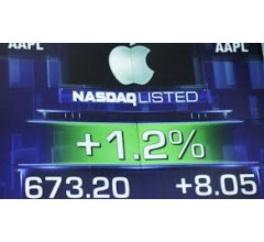 Image for Apple CEO Stock Award Tied to Performance of the Shares