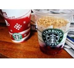 Image for Starbucks to Serve Yogurt Soon