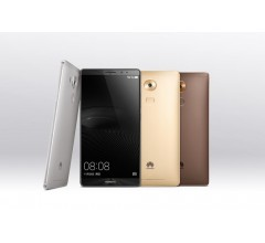 Image for Huawei Mate 8 Moves Up to New Phablet Heights