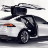 Tour by Tesla of Meet Model X Begins