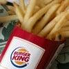 Burger King Owner Same Store Sales Come Up Short