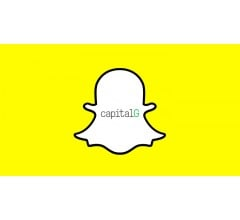 Image for Google Capital Has Stake in Snapchat