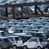 European Union Car Sales in October Ended Flat