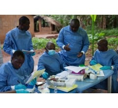 Image for Ebola Vaccine Shown to Work in New Study