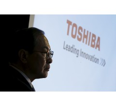 Image for Toshiba Has $6.6 Billion of Market Value Wiped Away by Investors