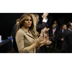 Image for Daily Mail to Pay Melania Trump $3 Million