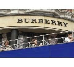 Image for Burberry Misses Estimates on Sales
