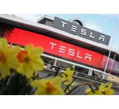 Image for Tesla Deliveries Set Record for One Quarter at 25,000