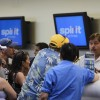 Spirit Airlines Cancellations Cause Chaos in Airport