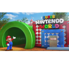 Image for Super Nintendo World Theme Park Officially Starts Construction