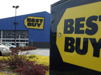 Holiday Sales Drop at Best Buy