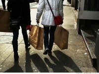 Consumer Sentiment Up in April in U.S.