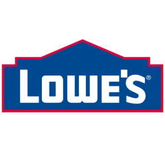 Image for Lowe's Sees Earnings Rise But Outlook is Lowered