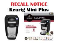 Keurig Recalls Seven Million Brewing Systems