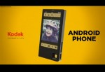 Kodak to Release First Ever Android Phone