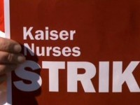 Kaiser Bracing for Strike by Thousands