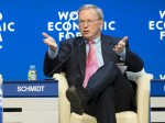 Eric Schmidt: Internet Will Eventually Disappear