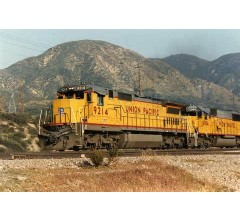 Image for Union Pacific Misses On Profit Following Port Gridlock