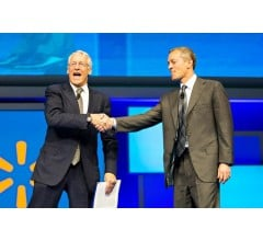 Image for Greg Penner Takes Over as Walmart Chairman of the Board