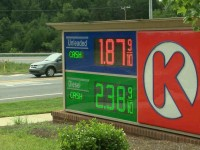 Gas Prices Have Dropped over the Past Few Weeks