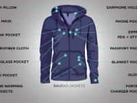 Travel Jacket Maker Had $20,000 Goal But Received $9 Million