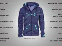Travel Jacket Maker Had $20,000 Goal But Received $9 Million