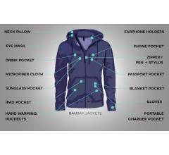 Image for Travel Jacket Maker Had $20,000 Goal But Received $9 Million