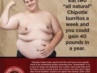 Critic Attacking Chipotle With a Negative Ad Campaign
