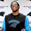 Following Female Reporter's Question Cam Newton Laughs at Her