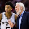 San Antonio Spurs Lose Dejounte Murray to Severely Sprained Ankle