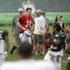 Jets Sign Sam Darnold, QB Starts Practicing