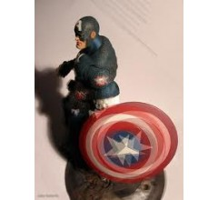 Image for Captain America to return in 2014