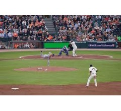 Image for Matt Cain Pitches Majors' Second Perfect Game