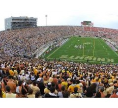 Image for Central Florida Banned By NCAA